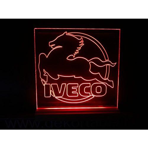 IVECO világító tábla