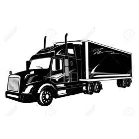 Kamionos Világító Tábla