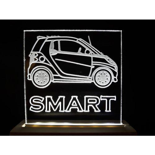 SMART világító tábla