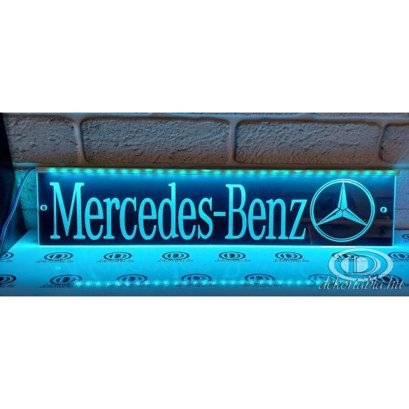 MERCEDES-BENZ világító tábla
