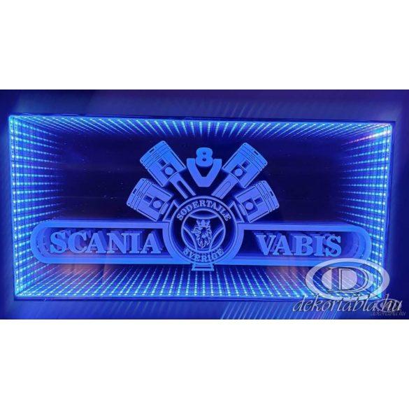 SCANIA V8 72 x 36 cm